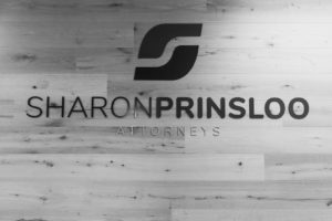 Wall Logo | Sharon Prinsloo Attorneys
